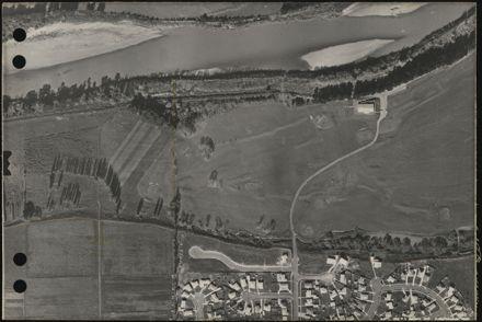 Aerial map, 1966 - D13