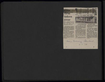 Alexander Clark Photograph Album - page 42