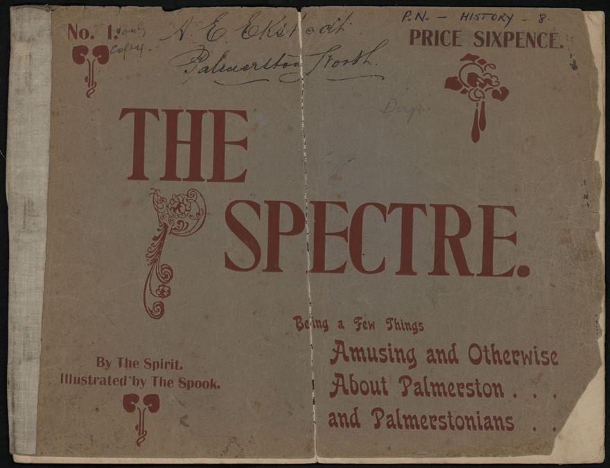 The Spectre - No. 1