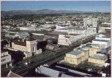 Church Street, 1977