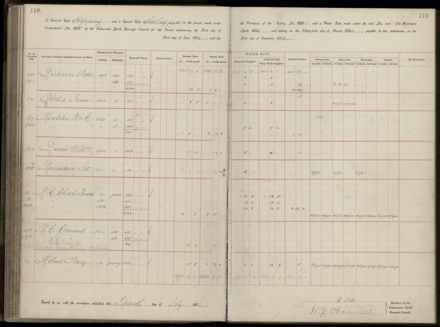 Palmerston North Rate Book, 1893 - 1896, 115