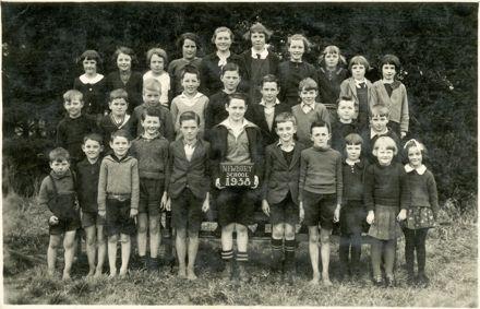 Newbury School pupils