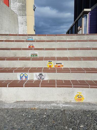 Mosaics on Main Street