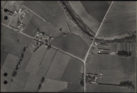 Aerial map, 1966 - B12