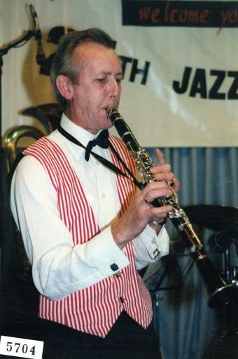 Ray Heath, Manawatū Jazz Festival