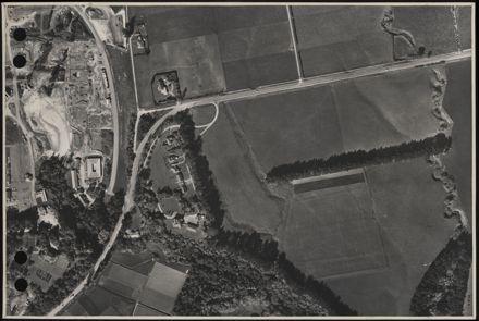Aerial map, 1966 - J18