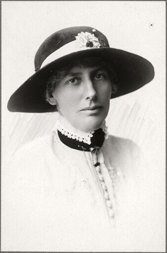 Portrait of Sarah Barley
