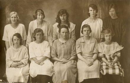 Bible Class Girls