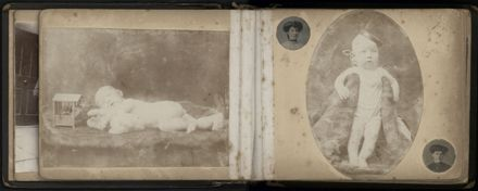 R.E. (Dick) Moxon - Photograph and news clipping album - 6