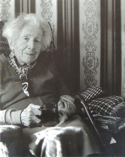 Edith Josephine Griffiths