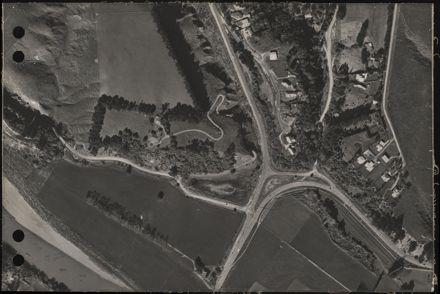 Aerial map, 1966 - H17