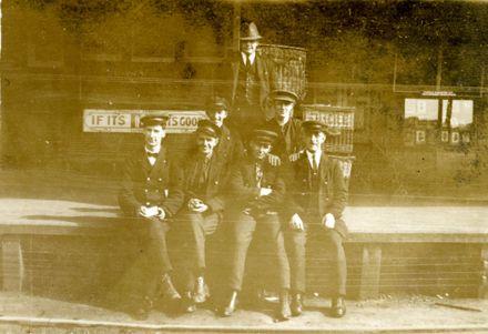 Railway Staff