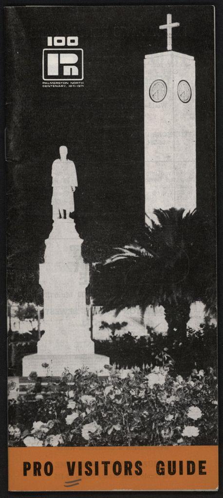PRO Visitors Guide: Circa 1970's