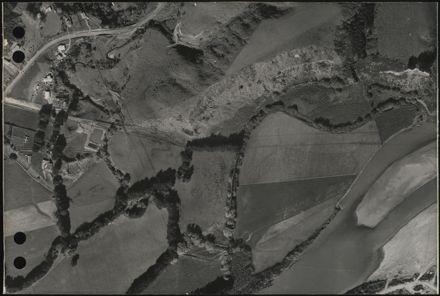 Aerial map, 1966 - F18