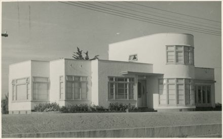 Unidentified House, Palmerston North