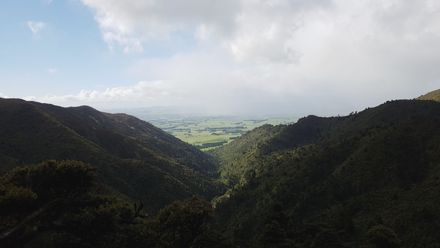 Oruakeretaki Valley & Stream