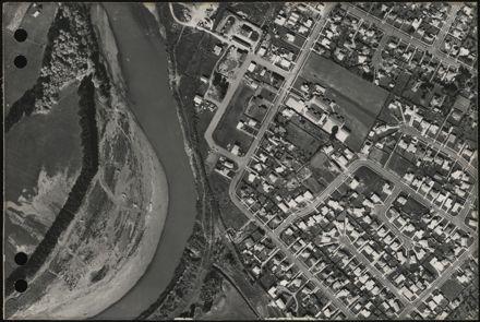 Aerial map, 1966 - E14