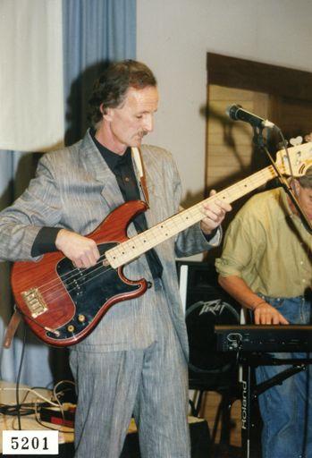 Tony Roberts, Manawatū Jazz Festival