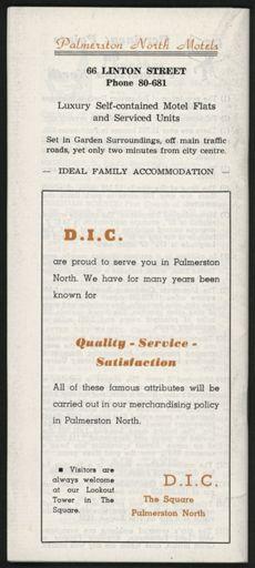PRO Visitors Guide: Circa 1970's - 27