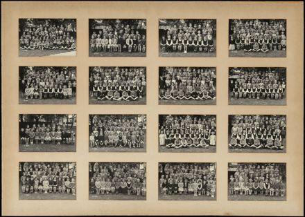 Terrace End School, 1949