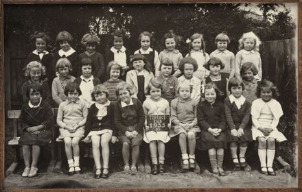 Terrace End School - Primer 1, 1935