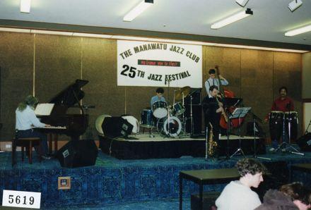 Blue Bossa Jazz Ensemble, Manawatū Jazz Festival