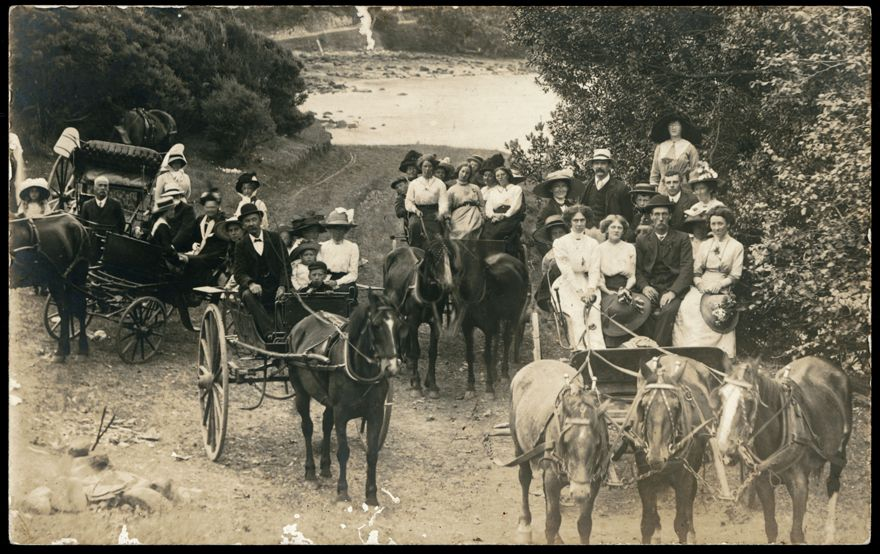 Unidentified Group, c 1910 1