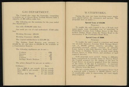City of Palmerston North Municipal Hand Book 1937 31