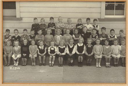 Terrace End School Room 11, 1946