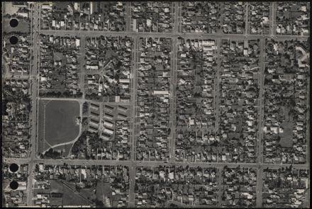 Aerial map, 1966 - F9