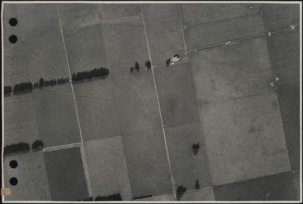 Aerial map, 1966 - M2