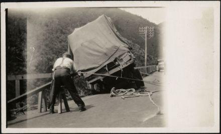 Manawatū Gorge Photograph Album - 70