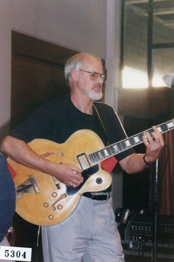 Bob McNeely, Manawatū Jazz Festival
