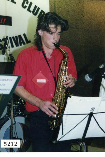 Hugh King, Manawatū Jazz Festival