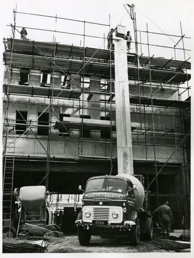 Construction of 18 Rangitikei Street - Bank of New South Wales