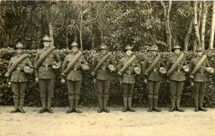 Guard, Awapuni