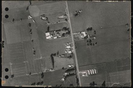Aerial map, 1966 - H2