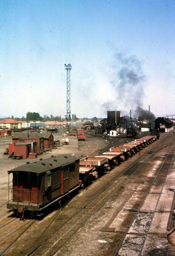 Palmerston North Railway Yards