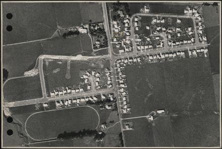 Aerial map, 1966 - J6