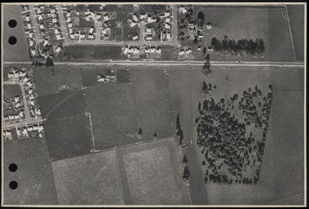 Aerial map, 1966 - K6