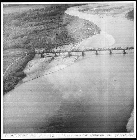 Old Longburn Rail Bridge