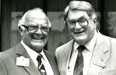 Lloyd Morgan and Maurice Sexton