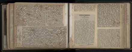 R.E. (Dick) Moxon - Photograph and news clipping album - 16