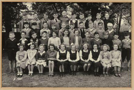 Terrace End School - Room 3, 1949