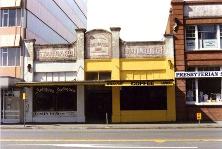 Standard Insurance Building, Rangitikei Street