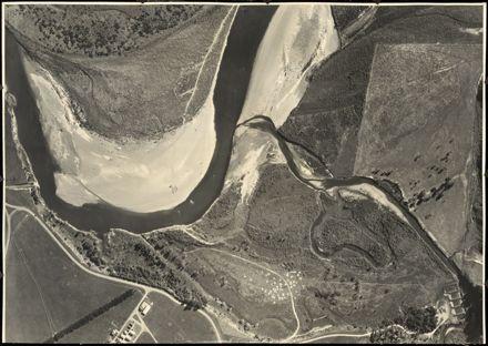 Aerial Map, 1956 - M21