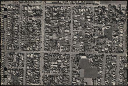Aerial map, 1966 - H13