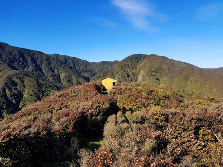 Kiritaki Hut, Ruahine Ranges