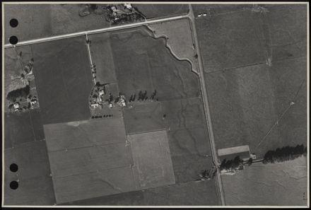 Aerial map, 1966 - J4