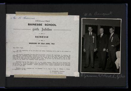 Bainesse School Jubilee photo album 13